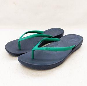 Fit Flip Iqushion Flip Flop Rubber Sandals
